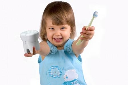 Hiện tượng sâu răng sữa ở trẻ